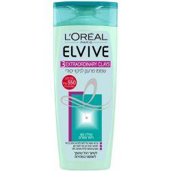 אלביב שמפו חימר למראה שיער נקי ולתחושה קלילה ורעננה
