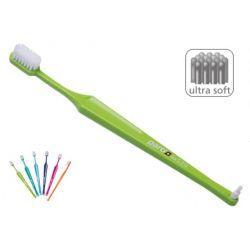 מברשת שיניים רכה במיוחד 5 שורות ואינטרספייס exS39 714