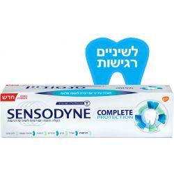 משחת שיניים סנסודיין הגנה מלאה
