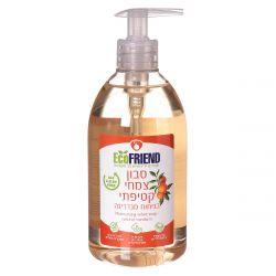 אקופרנד – סבון ידיים צמחי ללא SLS מנדרינה
