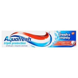 משחת שיניים אקווהפרש מנטה מרענן