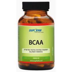 BCAA - חומצות אמיניות מסועפות-שרשרת