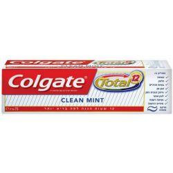 משחת שיניים קולגייט טוטאל  - Colgate Total Clean Mint