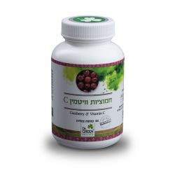 חמוציות ו-C ויטמין