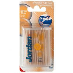 קיסמי שיניים דקים במיוחד Jordan Dental Stick