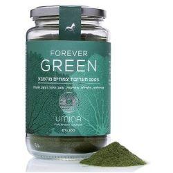 FOREVER GREEN תערובת סופרפוד ירוקים