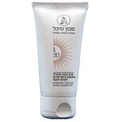 קרם הגנה מינרלי מהשמש הישראלית לפנים ולגוף SPF30