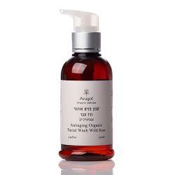 סבון פנים אנטיאייג'ינג ורד הבר
