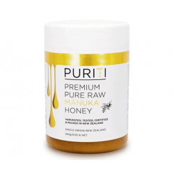 דבש טהור מפרחי מנוקה - 250 גרם