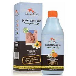 שמן אמבט לתינוק קלנדולה קמומיל