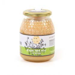 דבש טהור מגובש מפרחי בר