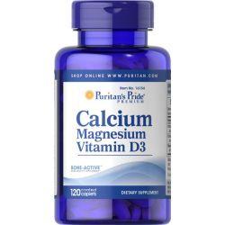 סידן ומגנזיום בתוספת ויטמין D