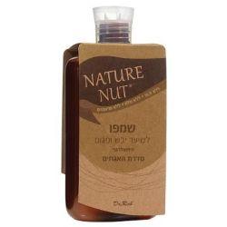 "Nature Nut - שמפו לשיער יבש ופגום מסדרת האגוזים (400 מ""ל)"