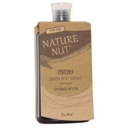 "Nature Nut - שמפו לשיער יבש ופגום מסדרת האגוזים (750 מ""ל)"