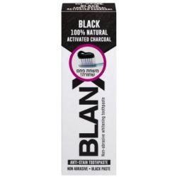 בלאנקס - משחת שיניים פחם להלבנה