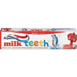 אקוהפרש שיני חלב