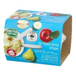 מחית תפוחי עץ ואגסים