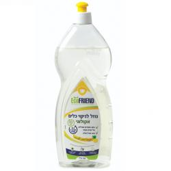 אקופרנד - נוזל כלים לימון אלוורה ללא SLS