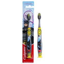 מברשת שיניים מעוצבת לילדים באטמן לגילאי +6