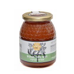 דבש טהור מגובש מפרחי אבוקדו