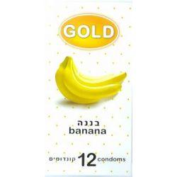 גולד בננה - קונדומים