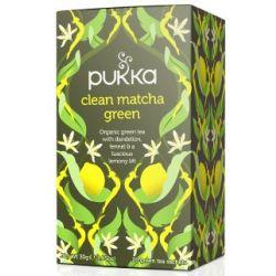 תה מאצ'ה ירוק מנקה