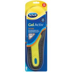 Gel Active - רפידות ג'ל לנעלי עבודה לגבר