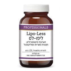 ליפו לס - לסיוע בהורדת כולסטרול LDL