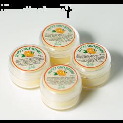 שפתון תפוז חובה בכל תיק ללידה