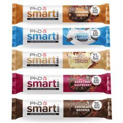 חטיף חלבון PHD Smart | מארז במבצע!