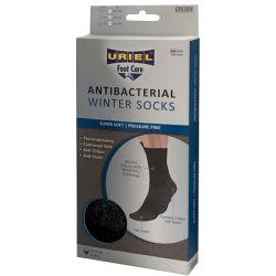 גרביים אנטי בקטריאליות לחורף (סוגים לבחירה)