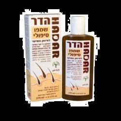 שמפו הדר טיפולי טבעי לחיזוק השיער