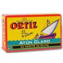 טונה צהובה Ortiz
